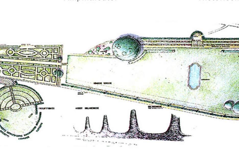 Römischer Garten
