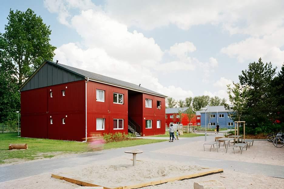 Wohnunterkunft Billbrook Berzeliusstrasse