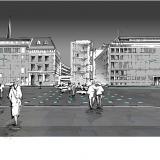 Adolphsplatz in Hamburg-Mitte, 1. Preis